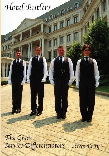 Image for Hotel Butlers, The Great Service Differentiators