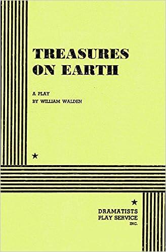 Amazon.com: Treasures on Earth. (9780822211716): William Walden: Books