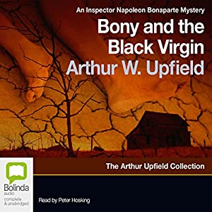 Bony and the Black Virgin Audiobook