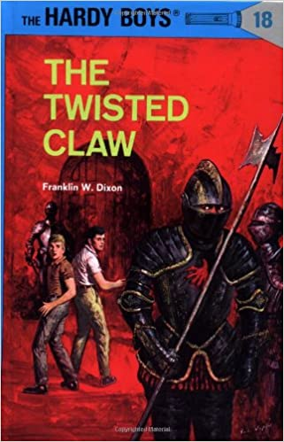 The Twisted Claw (Hardy Boys Mysteries)