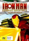 Iron Man Armored Adventures The Armor Wars Termination DVD