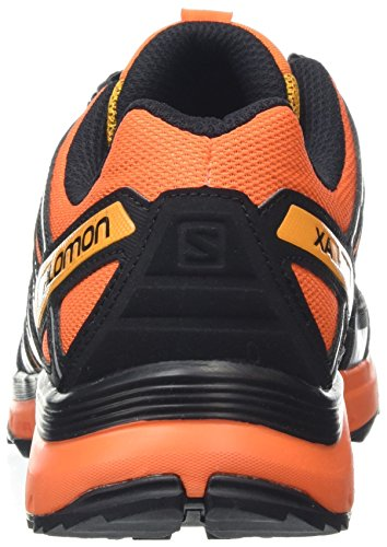Ibis Scarlet Marigold Men's UK 44 5 XA Trail EU Running Bright Lite Salomon Bright Orange Shoes 9 Black zvqw8qd