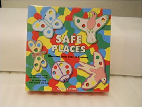Safe Places With Others And Gameboard: Birds And Bugs Hide In Blossom Epub Descarga gratuita