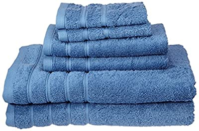 PROMIC Towel Set 100% Cotton Absorbent Quick Drying
