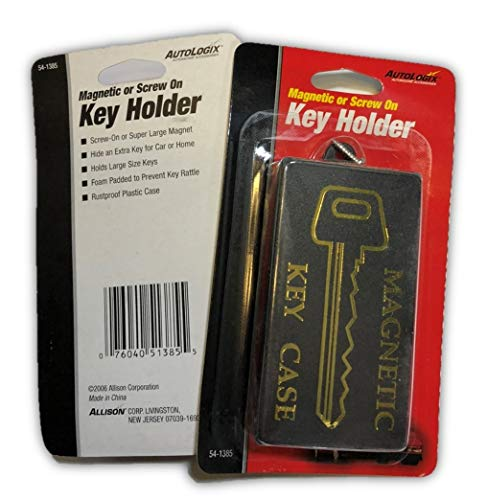 Autologix Magnetic or Screw On Key Holder