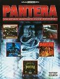 Pantera Guitar Anthology (Authentic Guitar-Tab) by Pantera (1998) Sheet music