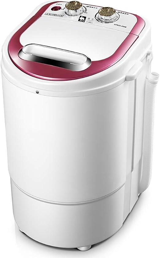 como Mini Lavadora de Barril Simple, Lavadora compacta portátil ...