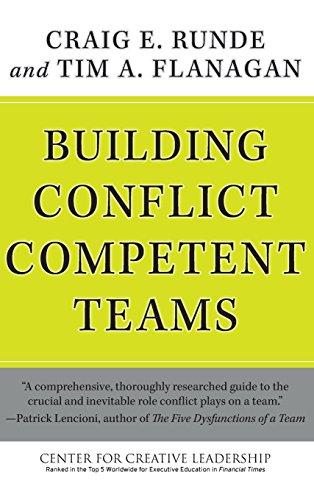 Building Conflict Competent Teams