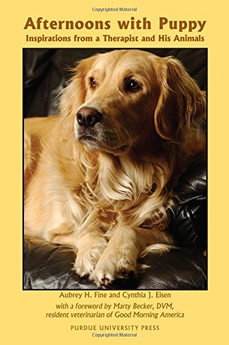 Afternoons with Puppy: Inspirations from a Therapist and His Animals