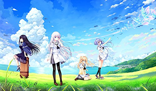 Summer Pockets :: First Press Limited Edition 初回限定版 Visual novel JAPANESE LANGUAGE - WINDOWS PC - Press Language