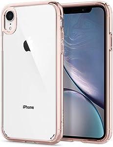 Spigen Ultra Hybrid Designed for iPhone XR Case (2018) - Rose Crystal