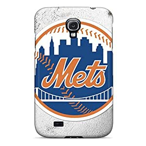 Fashion Protective New York Mets Case Cover For Galaxy S4
