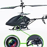 RC Helicopter With Camera - LUCKSTAR® RC Helicopter, Remote Control Aircraft Toy Model with HD Camera
