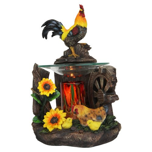 Oil Rooster (Electric Rooster Oil Warmer)