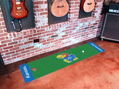 NCAA Practice Putting Green Mat