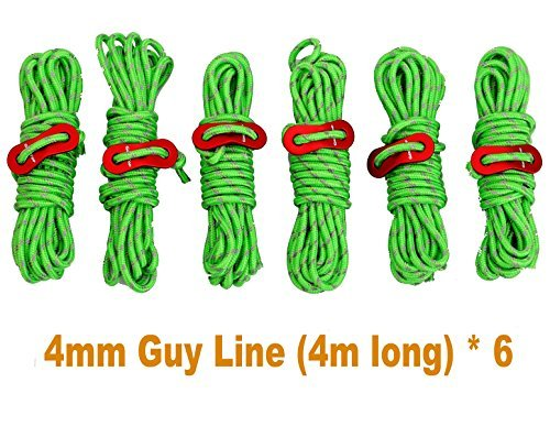 GEERTOP-4mm-Reflective-Tent-Guide-Rope-Guy-Line-Cord-with-Aluminum-Adjuster-13-Feet-6-pack