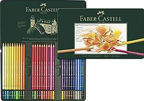 Faber-Castell 110060 - Set de lápices de colores, multicolor: Amazon.es: Oficina y papelería
