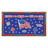 Patriotic Faith Bulletin Board Set