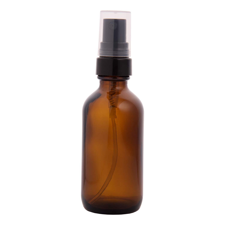 Amazon.com: Rishikesh 608410096059 Amber de 2 oz Botellas de ...