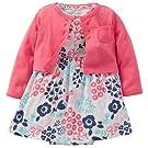 Carter's Baby Girls' 2 Piece Dress Set (Baby) - Pink - Newborn
