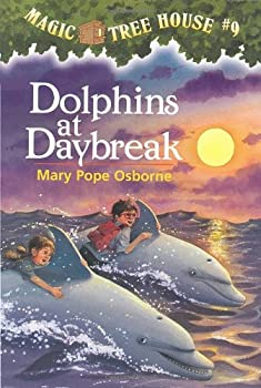 Dolphins at Daybreak 0439658543 Book Cover