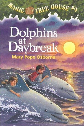 Dolphins at Daybreak - Book #9 of the Das magische Baumhaus