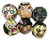Kidrobot - Madballs, Horror & Sci-Fi Series, Freddy Krueger, Jason Voorhees, Facehugger, Xenomorph, Leather Face, Predator