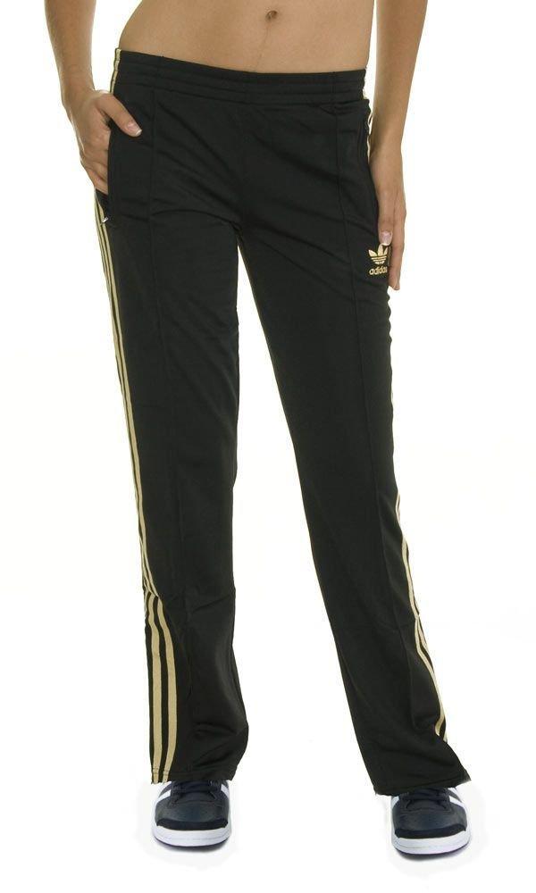 Mujer Negro Oro Y Jogging Adidas Nk80nPwOX