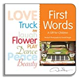 First Words: A Gift For Children - Board Book
