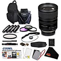 TamronSP 24-70mm f/2.8 Di VC USD G2 Lens (International Version)(No Warranty) for Canon Pro Accessory Kit