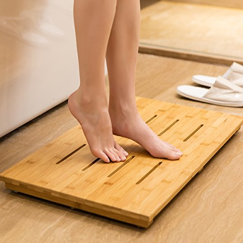 Bamboo Mats Best Bamboo Bath Mats Overview