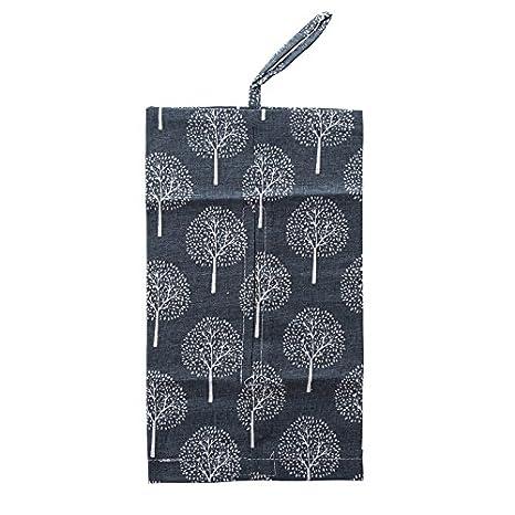 CWAIXX Algodón tejido papel toallas papel toallas toallas papel toallas papel higiénico papel bolsas bolsa de la caja del tejido salón Pack, ...