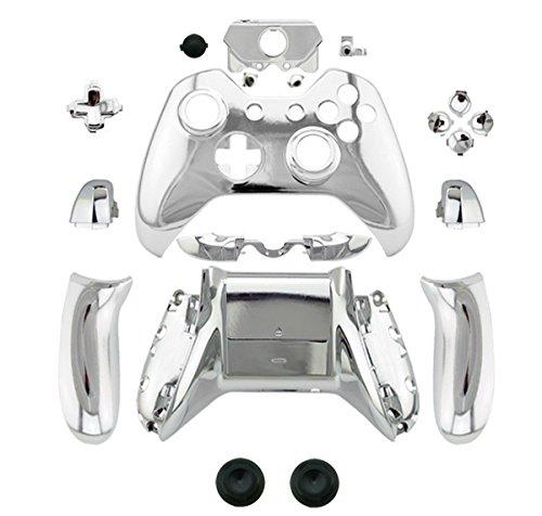 xbox controller silver cover - 6