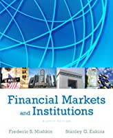 Financial Markets and Institutions, 8th Edition Front Cover