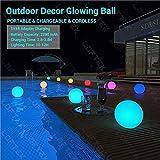 LOFTEK LED Dimmable Floating Pool Lights