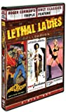 TNT Jackson: A young karate expert searches for her brother's killer in Hong Kong. Firecracker: A blonde femme fatale martial arts expert teaches the mafia a lesson. Too Hot to Handle: Sexy adventure film has an international hit lady involve...