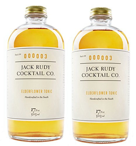 Jack Rudy Cocktail Elderflower Tonic (2 - Near Target Me Hours