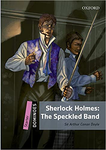 Dominoes Starter. Sherlock Holmes. The Adventure of the Speckled Band MP3 Pack: Amazon.es: Conan Doyle, Sir Arthur: Libros
