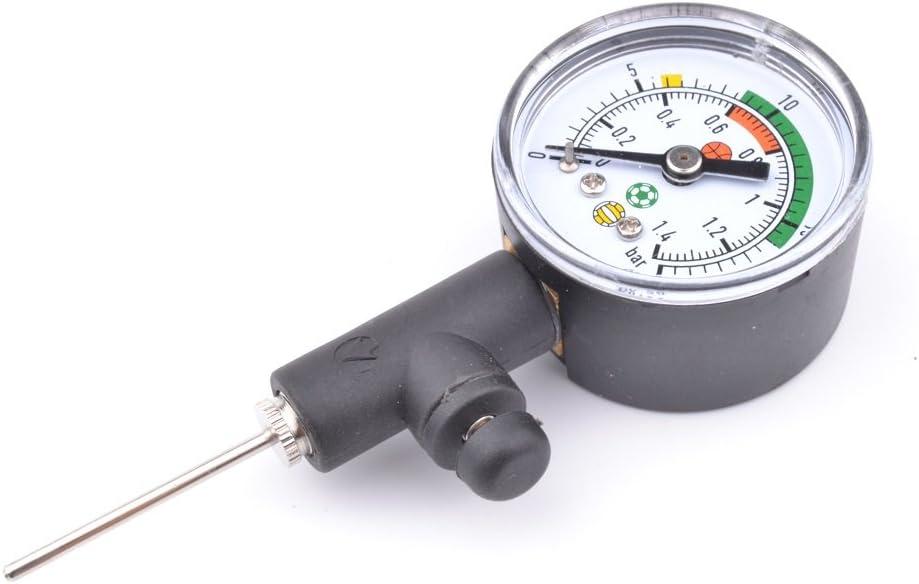 Digital manómetro de presión de aire para pelota de baloncesto ...