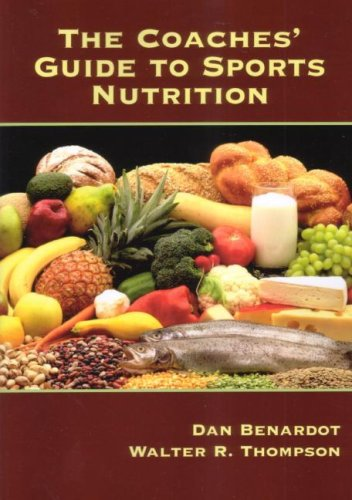 Read Online The Coaches' Guide to Sports Nutrition PDF