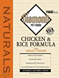 Diamond Naturals Dry Food for Adult Dogs, Chicken and Rice Formula, 40 Pound Bag, My Pet Supplies
