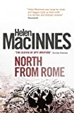 North from Rome by Helen MacInnes front cover