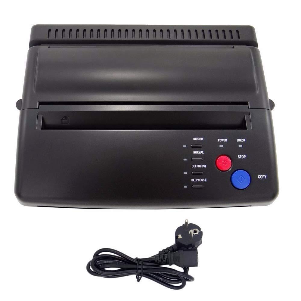 is USB Tattoo Transfer Copier Printer Machine Thermal Stencil Maker EU/US Plug IP