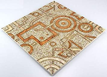 Matte Wandfliesen Fliesen Keramik Glänzend Glasiert Gold Braun - Bodenfliesen braun glänzend