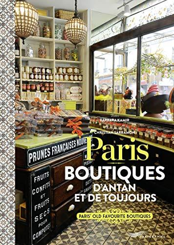 [B.o.o.k] Paris, boutiques d'antan et de toujours DOC