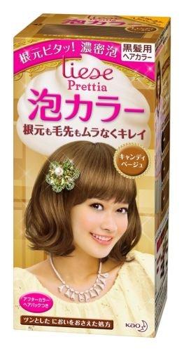 Buy Liese Prettia Kao Foamy Bubble Hair Dye Color Dying