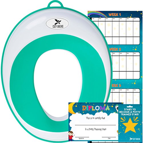 Potty Training Seat for Boys and Girls | Toddler Potty Ring...