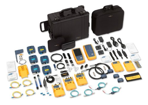 - Fluke Networks 4330227 Model DSX-5000NTB120/GLD Cable Analyzer Network Kit with OLTS Quad, OTDR Quad and OneTouch AT 3000 Network Assistant, 1 Year of Gold Support Coverage, Set of CAT 6A/Class EA Permanent Link Adaptors