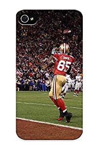 Marvelouscases Premium San Francisco 49ers Nfl Football Heavy-duty Protection Design Case For Iphone 4/4s
