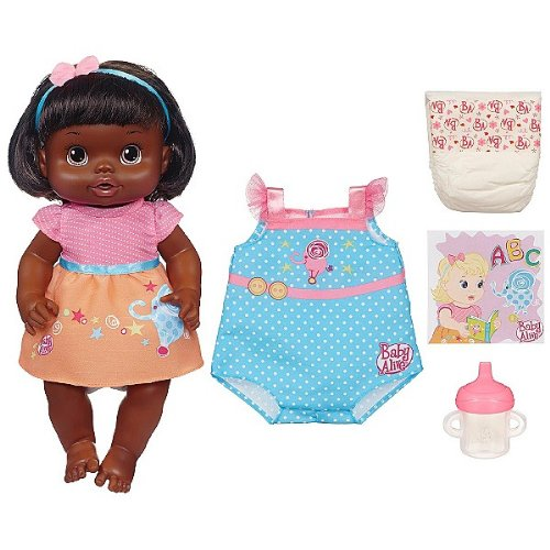 baby alive dressed for school - 1